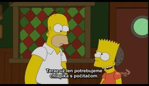 Simpsonovci 23x06 The Book Job HQ (Titulky)