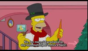 Simpsonovci 23x09 Holidays of Future Passed HQ (titulky)