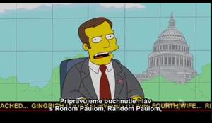 Simpsonovci 23x10 Politically Inept, With Homer Simpson HQ (Titulky)