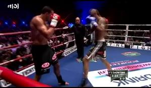Badr Hari The Golden Boy  Highlight