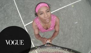 "Serena Williams -""7/11"""