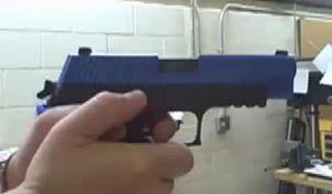 Prva paintball pistol