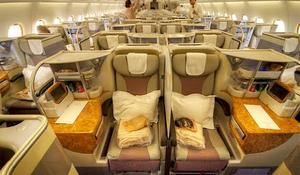 Luxus v A380