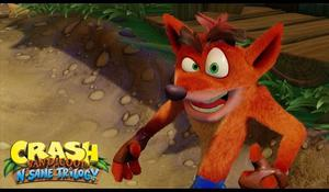 Comeback Crash Bandicoot