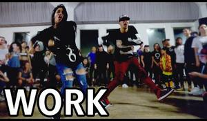 WORK - Rihanna Dance