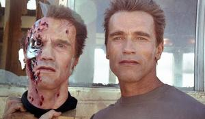Terminator 2 The making of