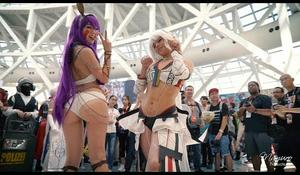 Anime Expo 2017 Cosplay Fun