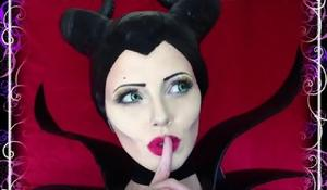 Disney Maleficent Makeup