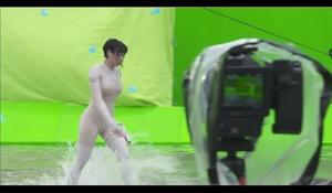 Ghost in the Shell pred a po efektoch