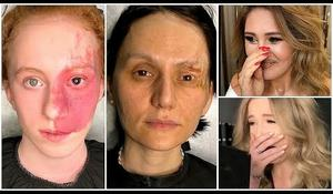 Super makeup transformácie