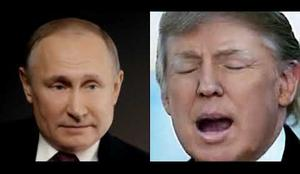 Putin ft. Trump - Radiostar